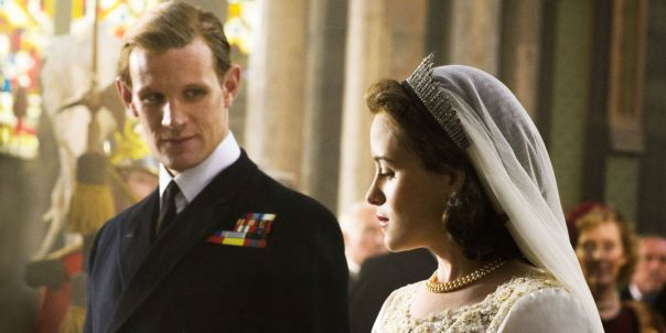 the-crown-matt-smith-claire-foy