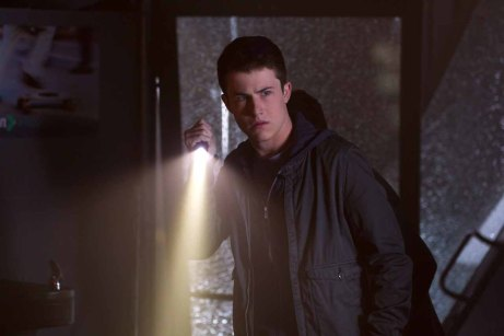 "Dylan Minnette in Columbia Pictures' ""Goosebumps,"" starring Jack Black."